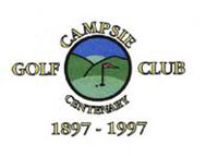 campsie golf club logo