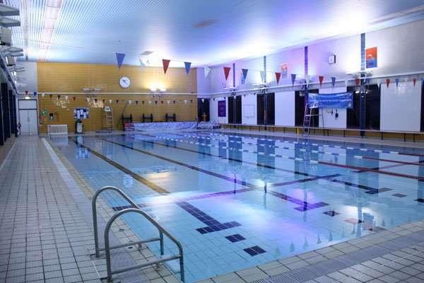 The Allander Leisure Centre Visit East Dunbartonshire